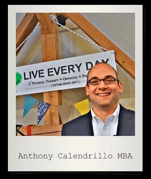 Anthony Calendrillo MBA