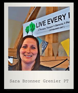 Sara Bronner Grenier