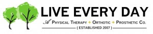 logo - LIVE EVERY DAY Physical Therapy