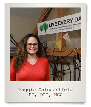 Maggie Daingerfield PT, DPT, NCS