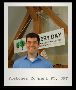 Fletcher Comment PT, DPT